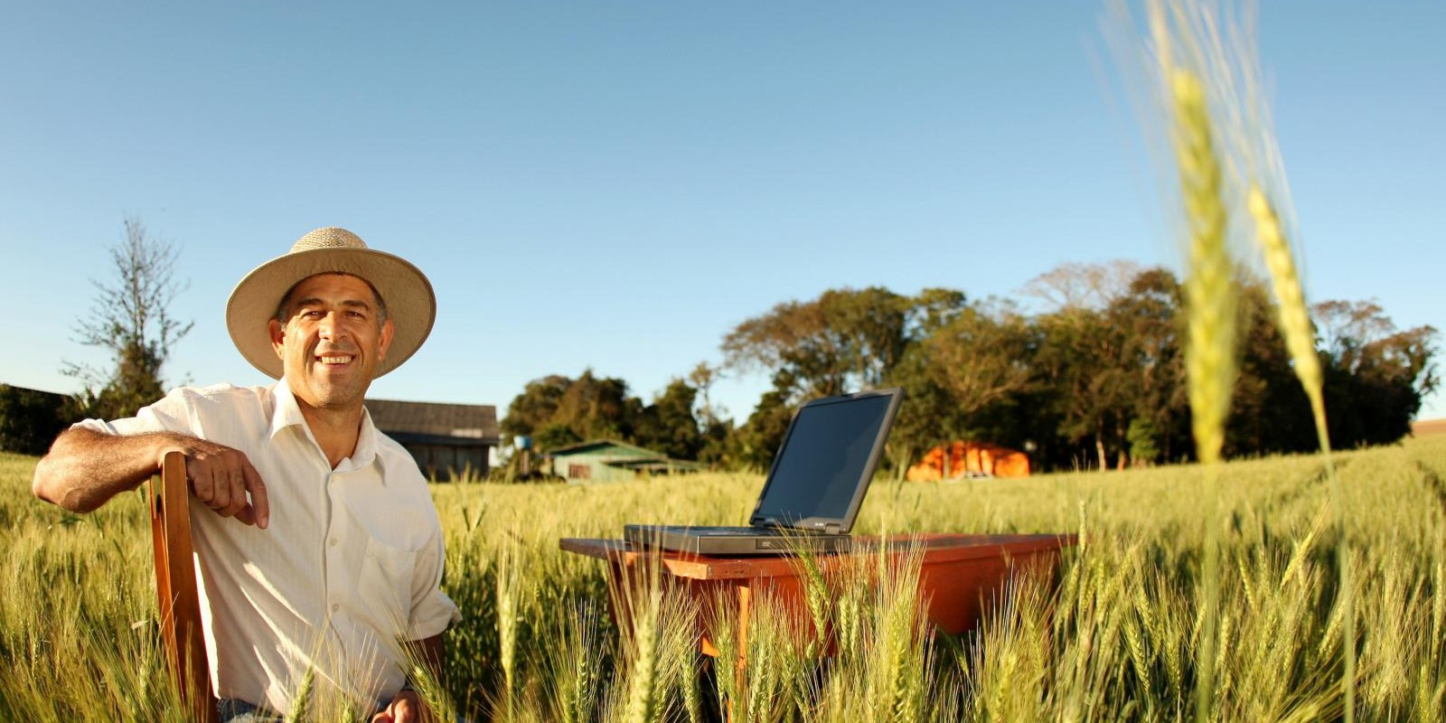 Agronegócio é inovação e tecnologia