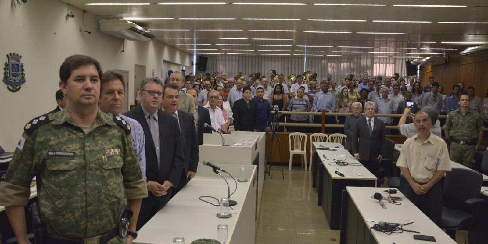 Câmara de Governador Valadares faz homenagem aos 25 anos do IMA