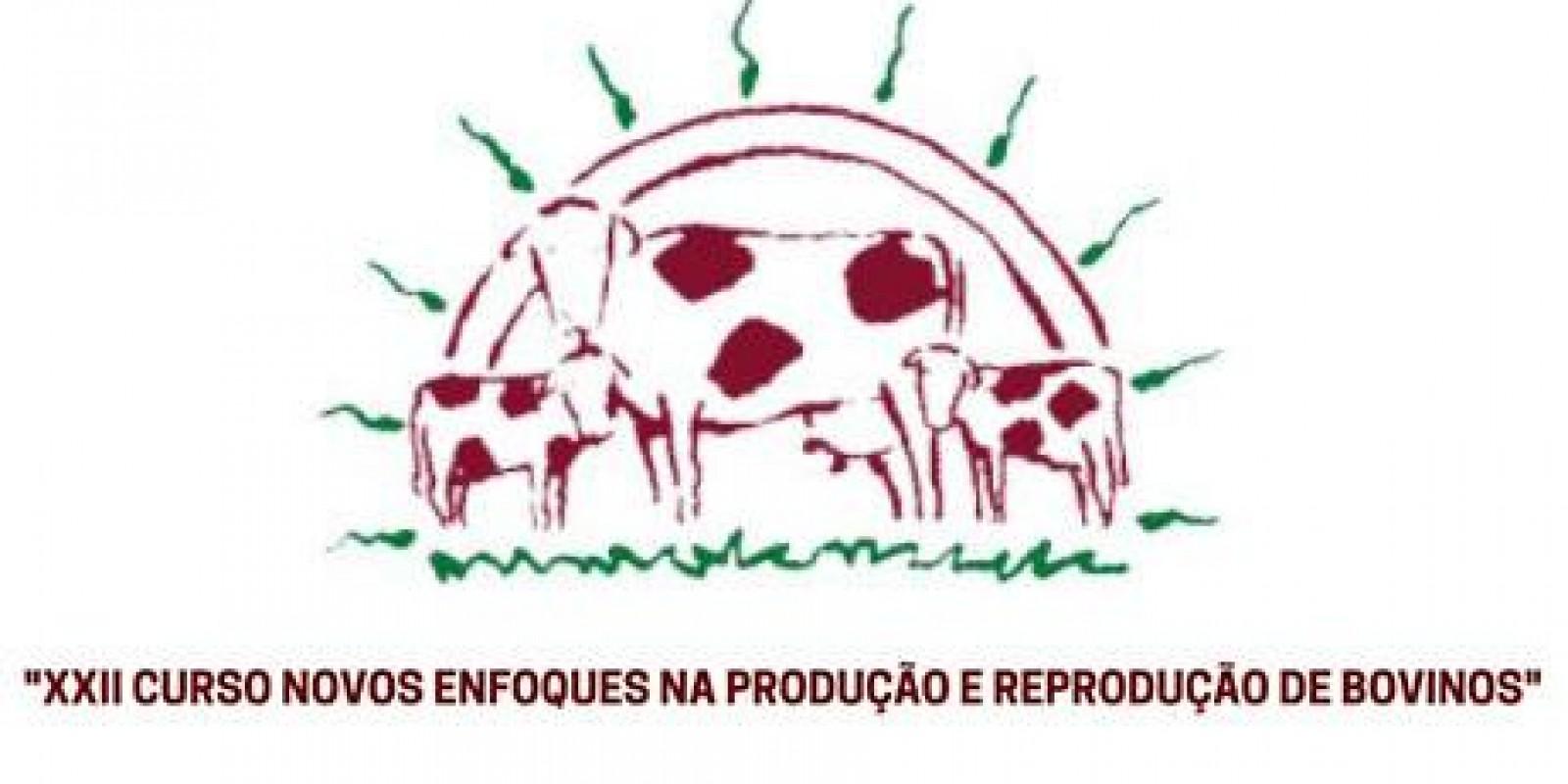 """Uberlândia-MG receberá o XXII Curso """"Novos Enfoques na Produção e Reprodução de Bovinos"""""""