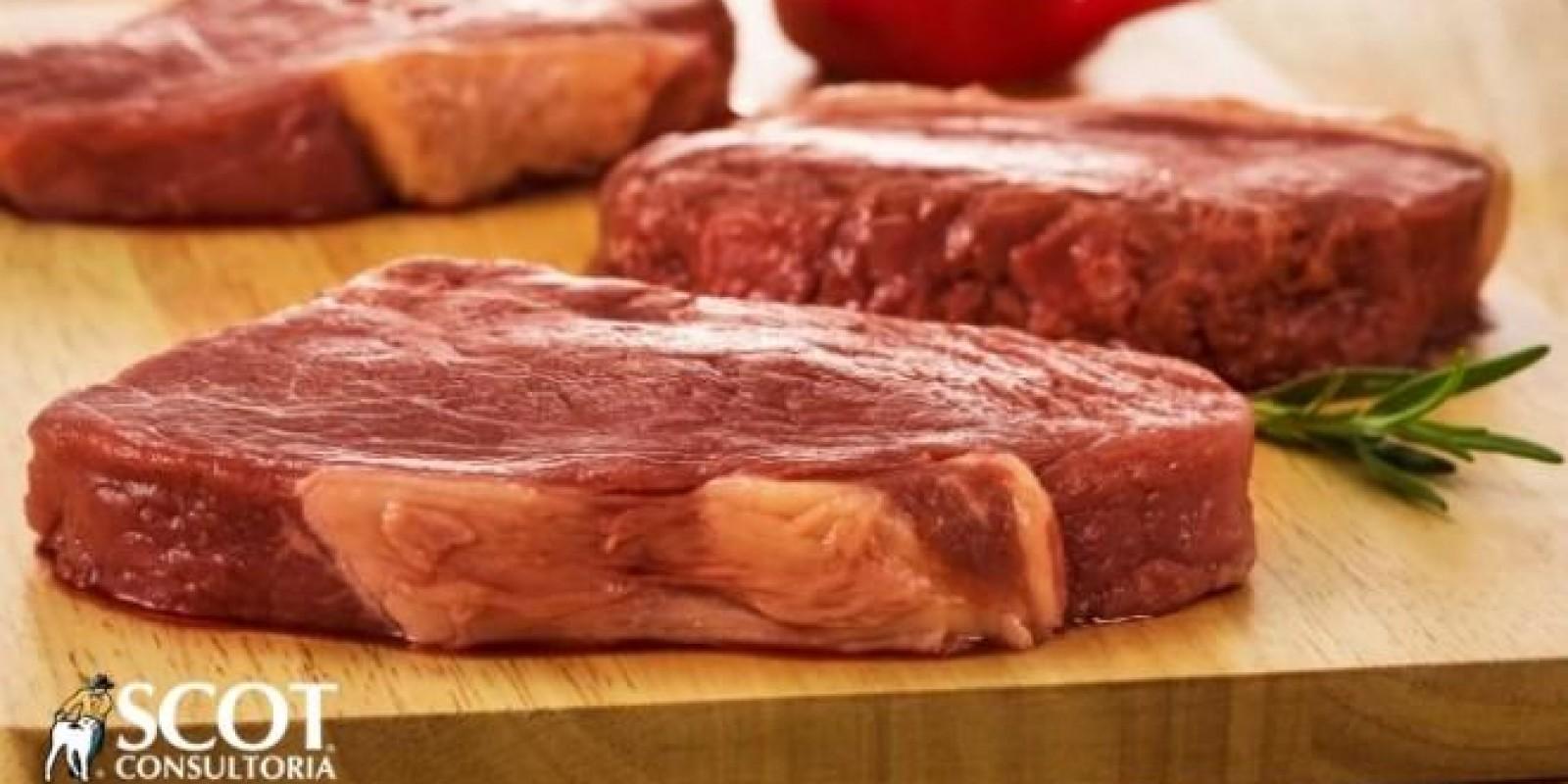 Carne bovina: mercado atacadista equilibrado