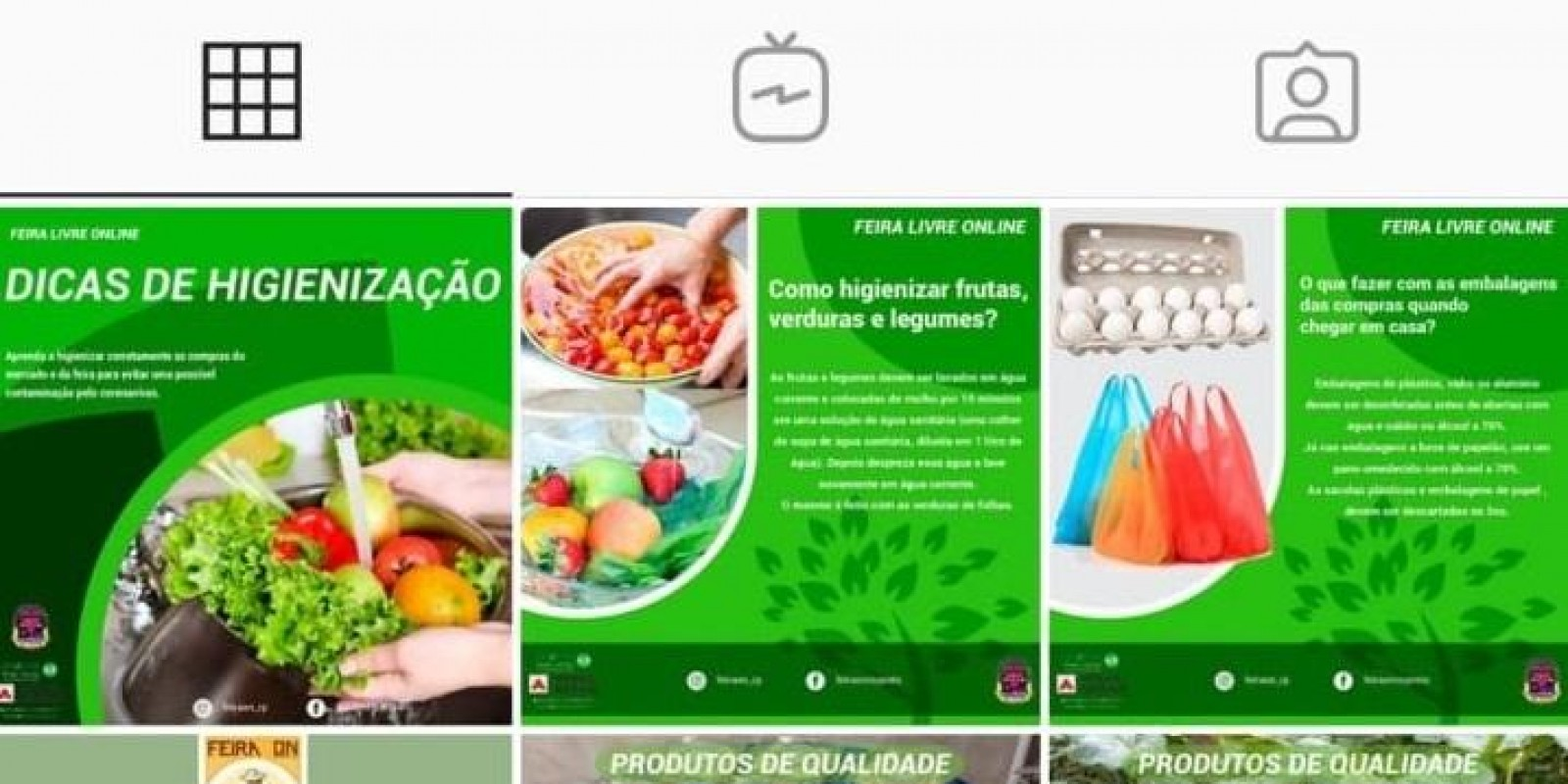 Emater-MG faz levantamento de iniciativas de vendas on-line por agricultores familiares durante a pandemia