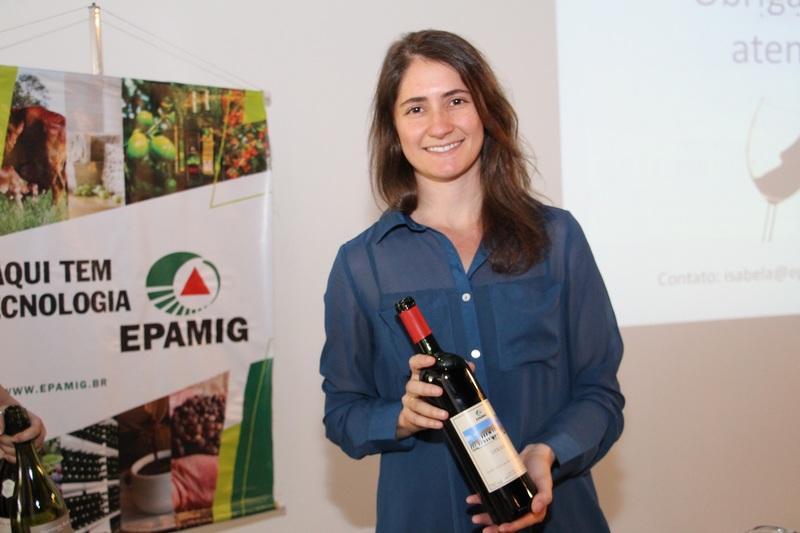 Vinhos premiados em Londres têm tecnologia da Epamig